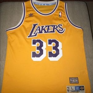 Lakers Kareem Abdul Jabbar Jersey